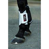 Rambo NightRider Boots Silver - Black