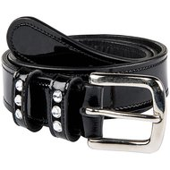Imperial Riding Riem Durante Black Lack-Crystal