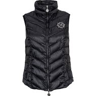 Imperial Riding Bodywarmer Obsessed Black