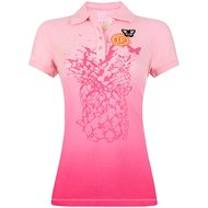 Imperial Riding Polo Shirt Bliss Pink