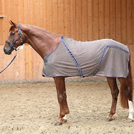Kavalkade Fly Rug KavalFly Grey