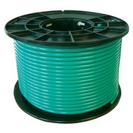 Ako Hochspannungsuntergru.kabel m. verz. Kupferl. Grün 50m