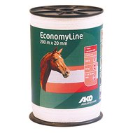 Ako Tape Economyline White 200m/20mm