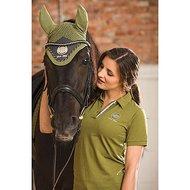 Covalliero Poloshirt Bridget Dames OlijfGroen