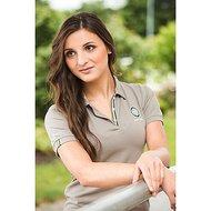 Covalliero Poloshirt Bridget Dames Khaki