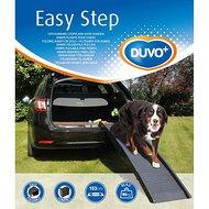 Duvo+ Loopplank Auto Plastic tot 50kg Grijs 43x40x26