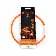 Duvo+ Ring Flash Licht Usb Nylon Oranje