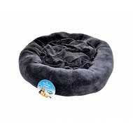 Duvo+ Donut Bed Snuggly Grijs 50cm