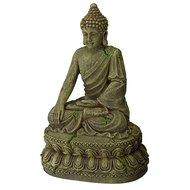 Aqua Della Aquarium Ornament Bayon Buddha