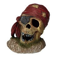 Aqua D Ella Pirate Skull Eye-patch 7x7x8cm