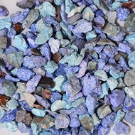 Vdl Aquariumgrind Luxe Meng Blauw 6-8mm/0,9kg