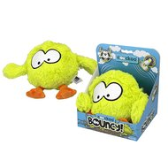 Coockoo Bouncy Jumping Ball Soundchip Incl. Lime 28x19cm