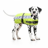 Duvo+ Flectalon Hi Vis Dog Jacket Geel