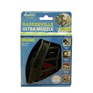 Comp. Of Animals BVille Ultra Muzzle Size 3 - Collie Zwart