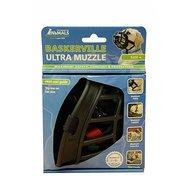 Comp. Of Animals BVille Ult Muzzle Size 4 - Dalmatier Zwart