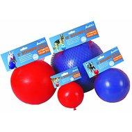 Comp. Of Animals Dogtoy Boomer Ball Rood/blauw