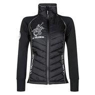 La Valencio Vest Ivanka Zwart