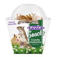 Puik Snacks Crunchy Meelwormen 40g