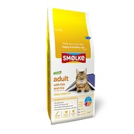 Smolke Kat Adult Fish & Rice 2kg