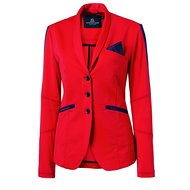 Mountain Horse Glory Event Jacket Intense Red L