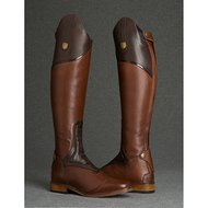 Mountain Horse Sovereign High Rider Regular/Plus Brown II 38