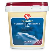 Sectolin Equivital Glucosamine, Chondroïtine en MSM 1kg
