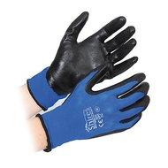 Shires Handschoenen Universeel Tuin Royal/Black