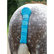 Shires Tail Guard Padded Bright Blue