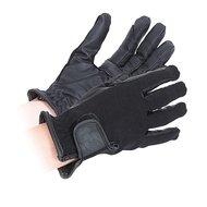 Shires Wedstrijd Handschoenen Sapey Volwassenen Black