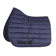 Wessex Saddlecloth High Wither Comfort Navy