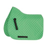 Wessex Saddlecloth Lime Green