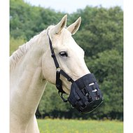 Shires Grazing Muzzle Comfort Black
