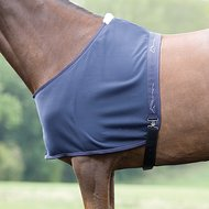 Shires Reflektierende Weste Fleece Navy