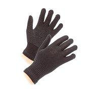 Shires Handschoenen Suregrip Volwassenen Black