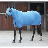 Shires Stretch Deken blue