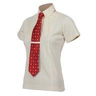 Shires Stropdas Shirt Korte Mouw Dames