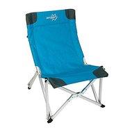 Bo-Camp Strandstoel Compact Deluxe Blauw