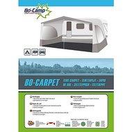 Bo-Camp Tenttapijt Bo-Carpet Zwart