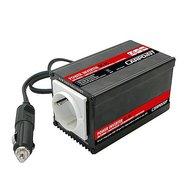 Carpoint Omvormer 12V 230V Zwart 300 Watt