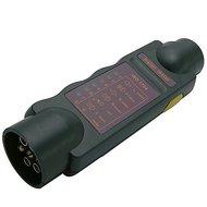 Carpoint Stekkerdoos tester 7-Polig Zwart 12 Volt