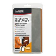 McNett Reflecterende tape Tenacious Zilver
