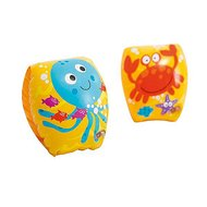 Intex Zwembandjes Under the Sea Oranje 20x15cm