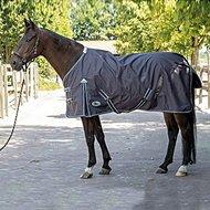 Harrys Horse Couverture Imperméable Thor 0gr Ébène
