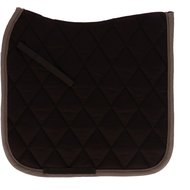BR Saddlepad Dressage Event Dark Choco Full