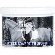 Harrys Horse Leather Soap With Sponge 500ml