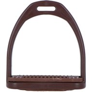 Compositi Stirrups Profile Brown