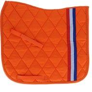 Harrys Horse Schabracke Dutch Orange Full Dr