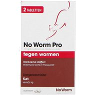 Exil No Worm Pro Kat  2st