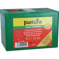 Patura Battery Super Alkaline