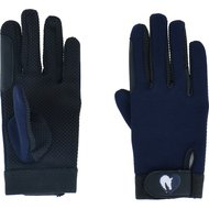Loveson Riding Gloves All Weather Navy